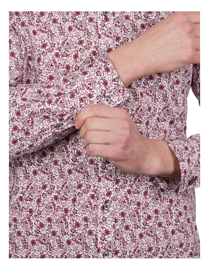 Flower Burst Long Sleeve Shirt image 4