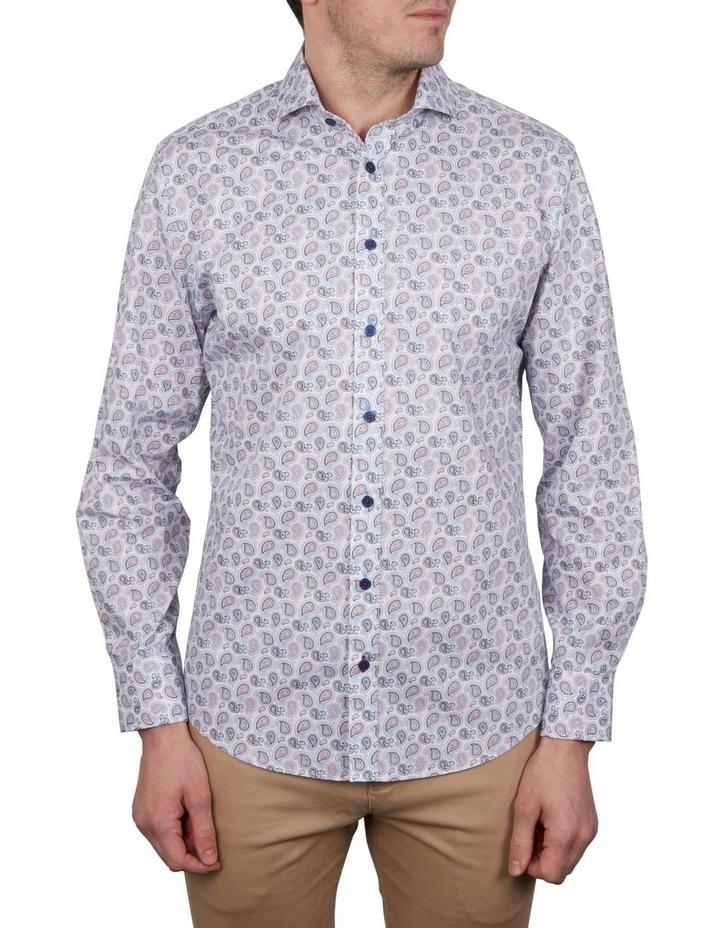 Paisley Multi Long Sleeve Shirt image 1