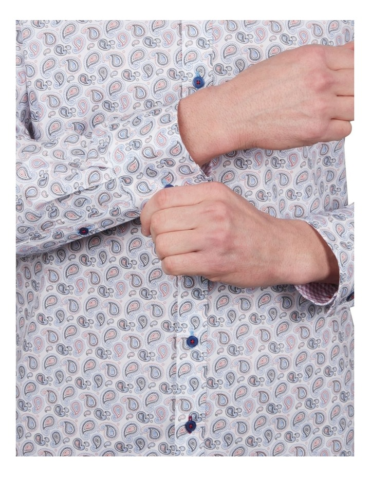 Paisley Multi Long Sleeve Shirt image 4