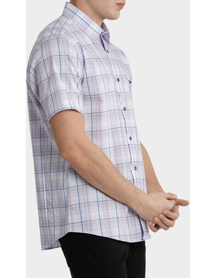 Short Sleeve Check Multi Shirt image 2