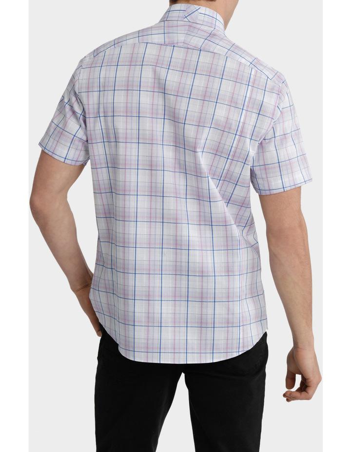 Short Sleeve Check Multi Shirt image 3