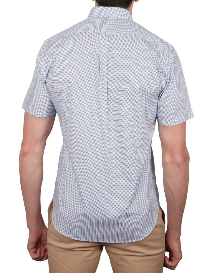 Fishies Print Short Sleeve Shirt image 2