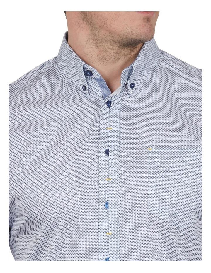 Fishies Print Short Sleeve Shirt image 3