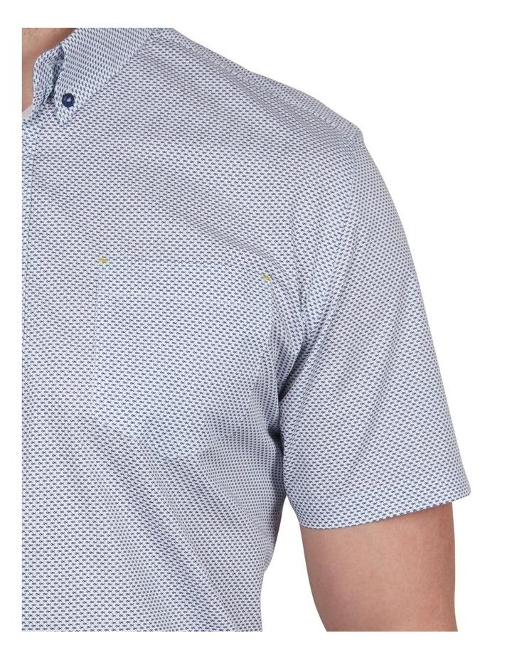 Fishies Print Short Sleeve Shirt image 4
