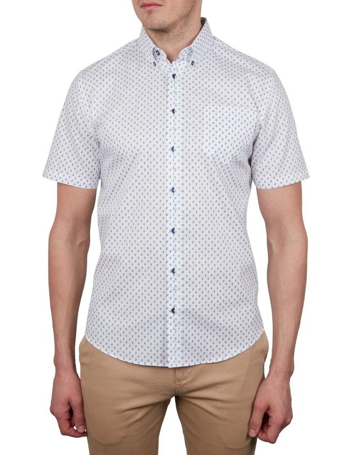 Mini Paisley Short Sleeve Shirt image 1