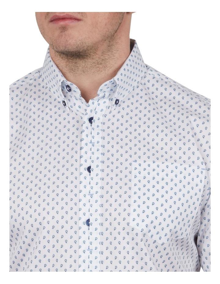 Mini Paisley Short Sleeve Shirt image 3