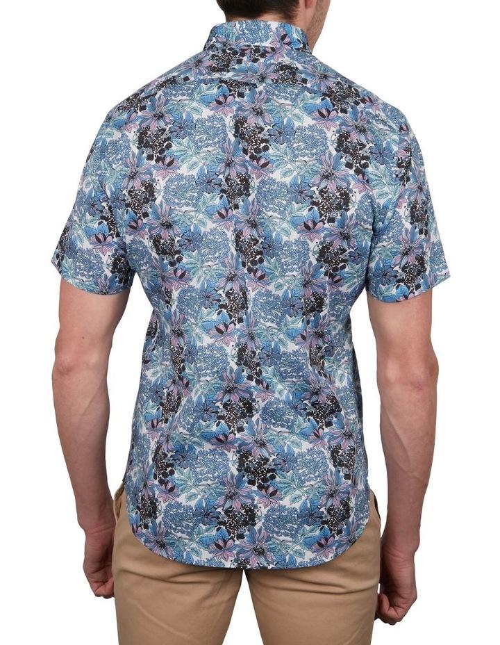 Tropical Print Short Sleeve Shirt image 2