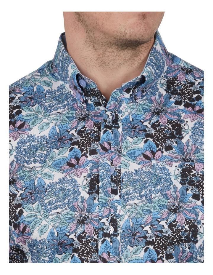 Tropical Print Short Sleeve Shirt image 3