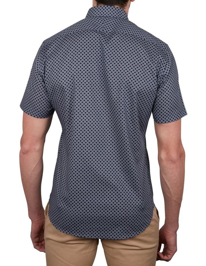 Satellite Print Short Sleeve Shirt image 2