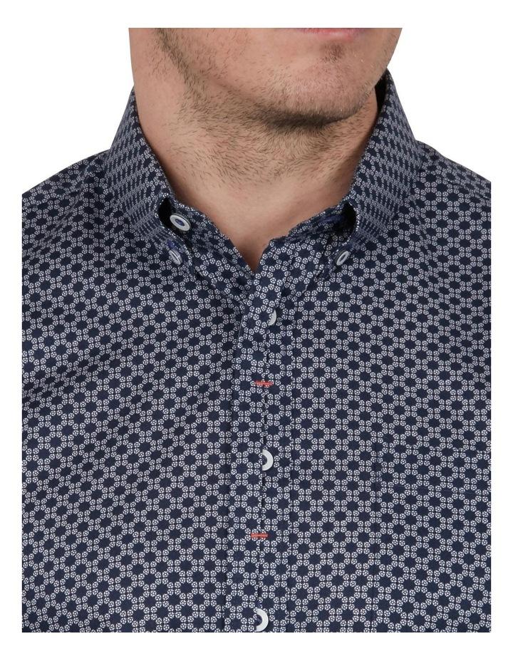 Satellite Print Short Sleeve Shirt image 3