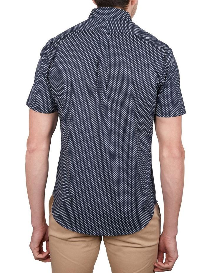 Sharp Daisy Print Short Sleeve Shirt image 2