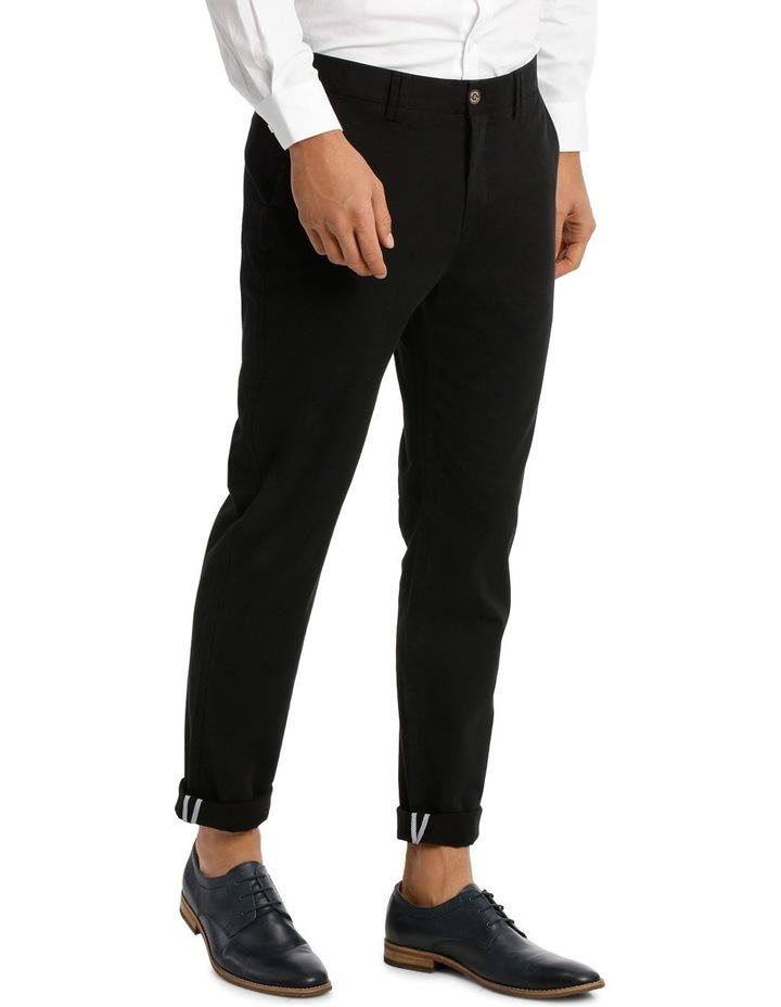 Slim Stretch Cotton Twill Pant K274001093 image 2