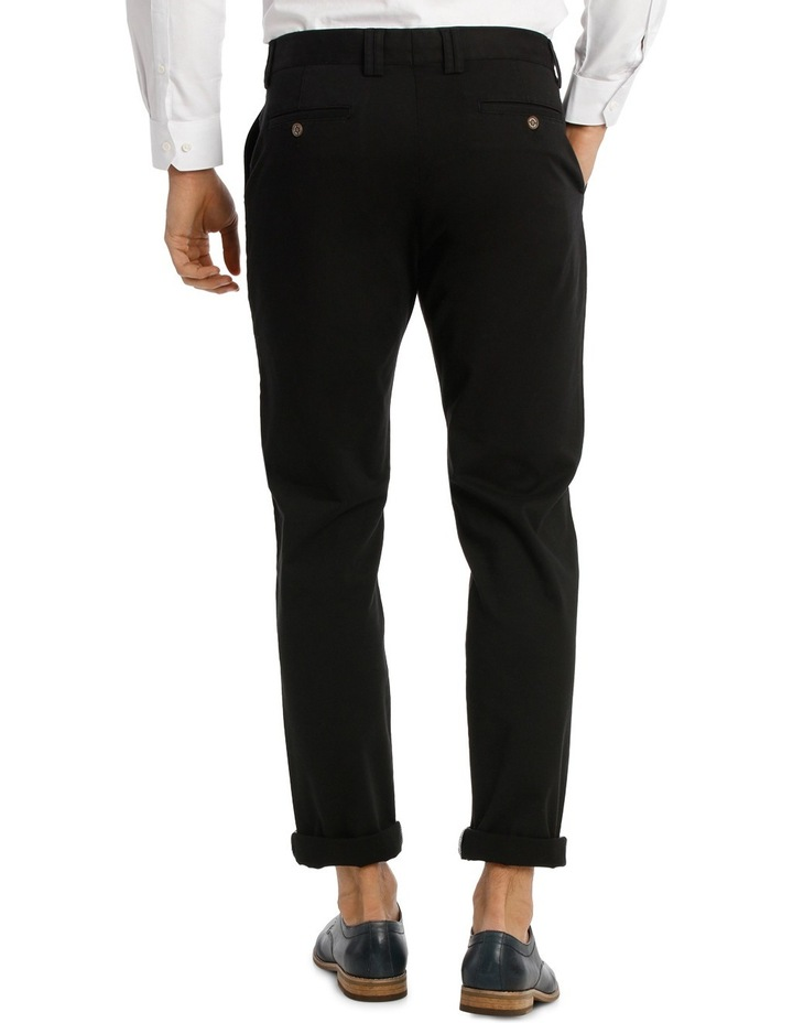 Slim Stretch Cotton Twill Pant K274001093 image 3