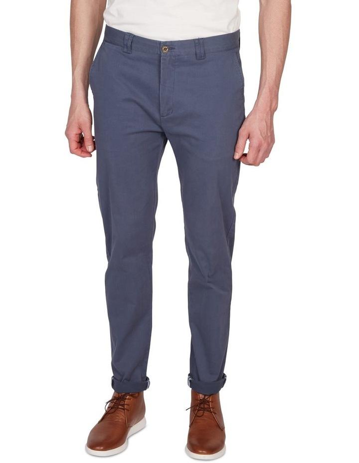Slim Stretch Cotton Twill Chino Pant image 1