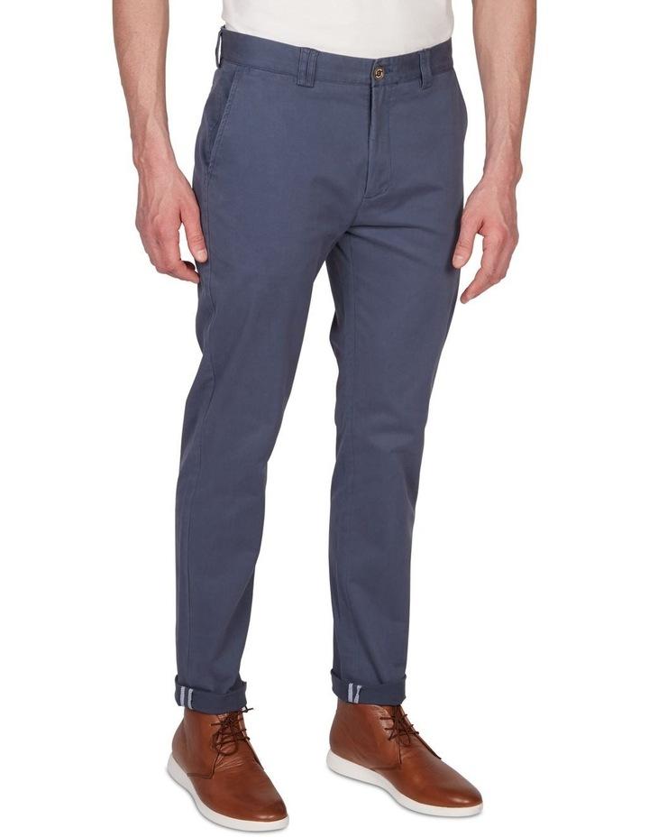 Slim Stretch Cotton Twill Chino Pant image 2