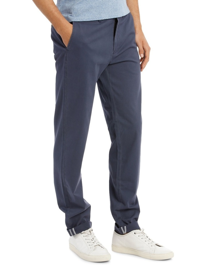 Slim Stretch Cotton Twill Chino Pant image 2