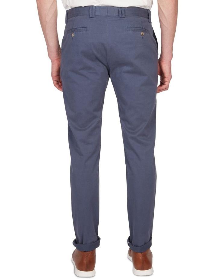 Slim Stretch Cotton Twill Chino Pant image 3