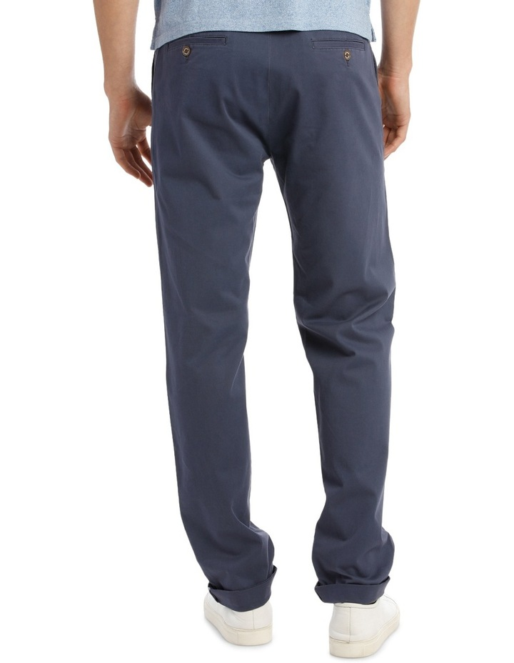 Slim Stretch Cotton Twill Chino Pant image 3