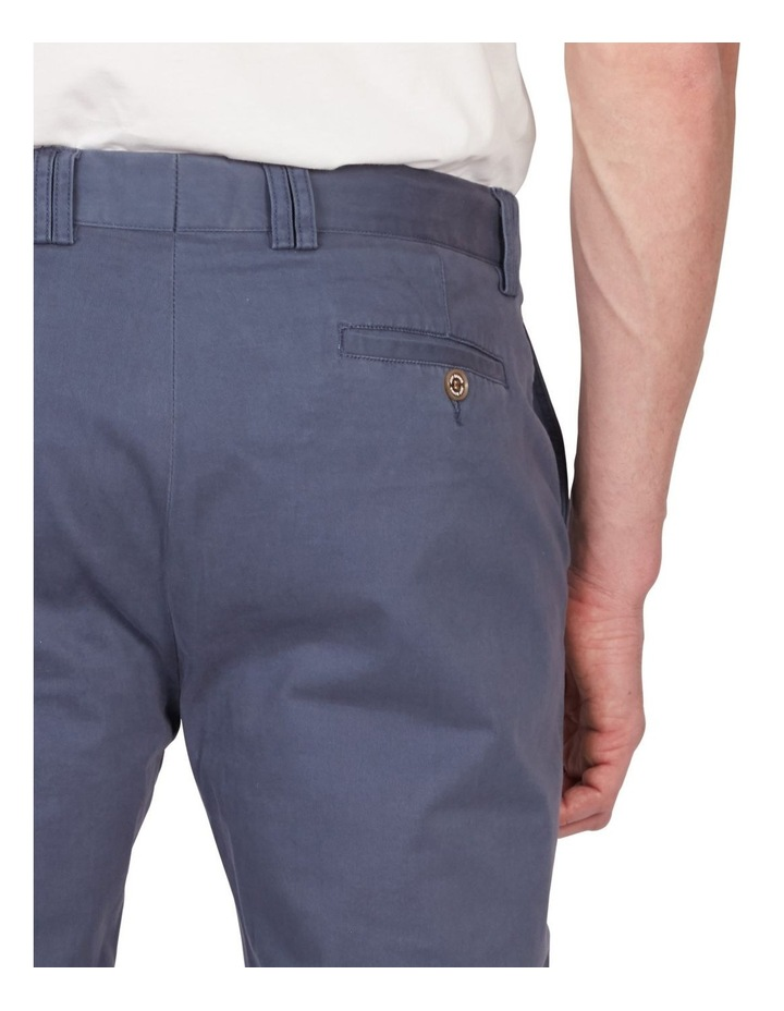 Slim Stretch Cotton Twill Chino Pant image 4