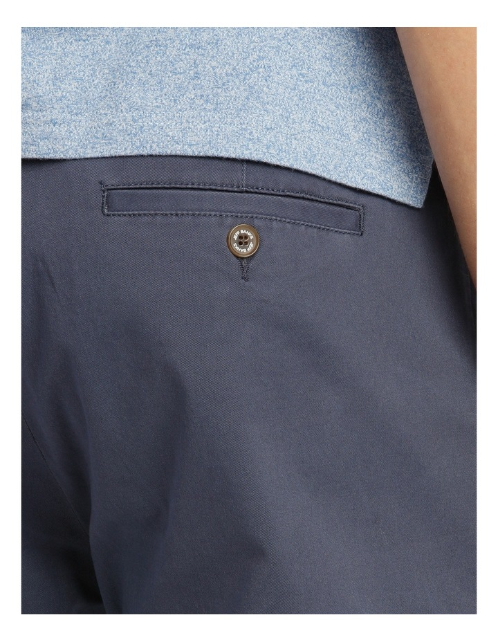 Slim Stretch Cotton Twill Chino Pant image 4