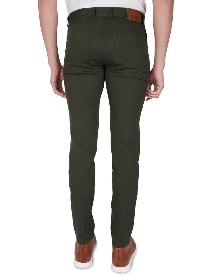 Stretch Canvas 5Pkt Pant image 2