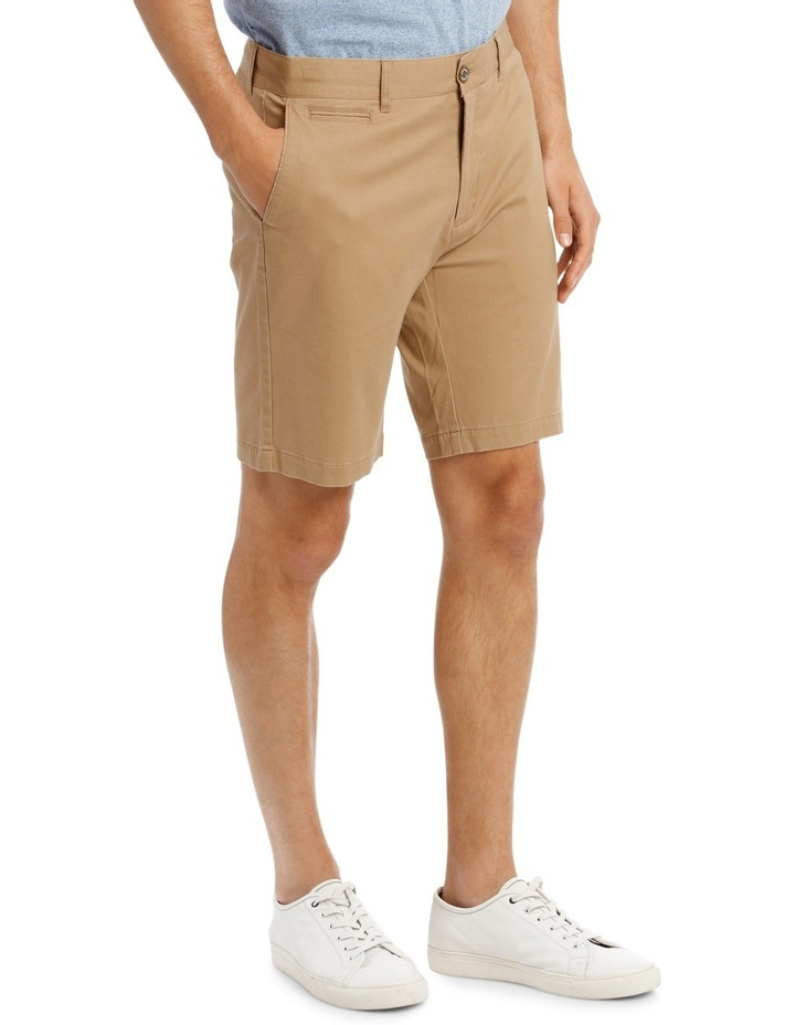 Slim Stretch Cotton Twill Short image 2