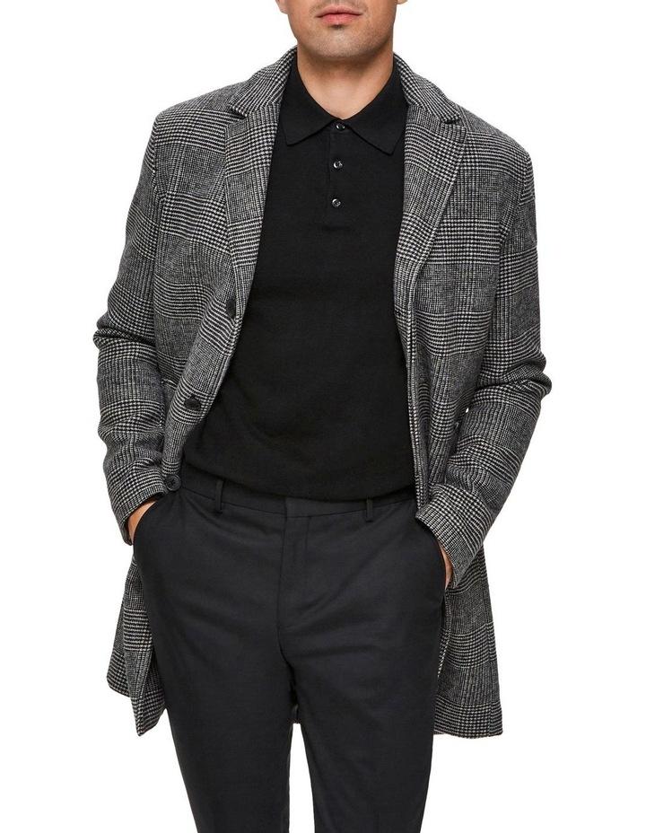 Hagen Wool Coat image 1