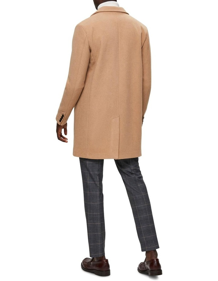 Hagen Wool Coat image 2