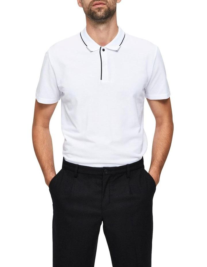 Marcus Short Sleeve Polo image 1