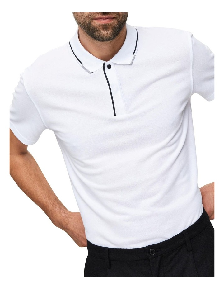 Marcus Short Sleeve Polo image 3
