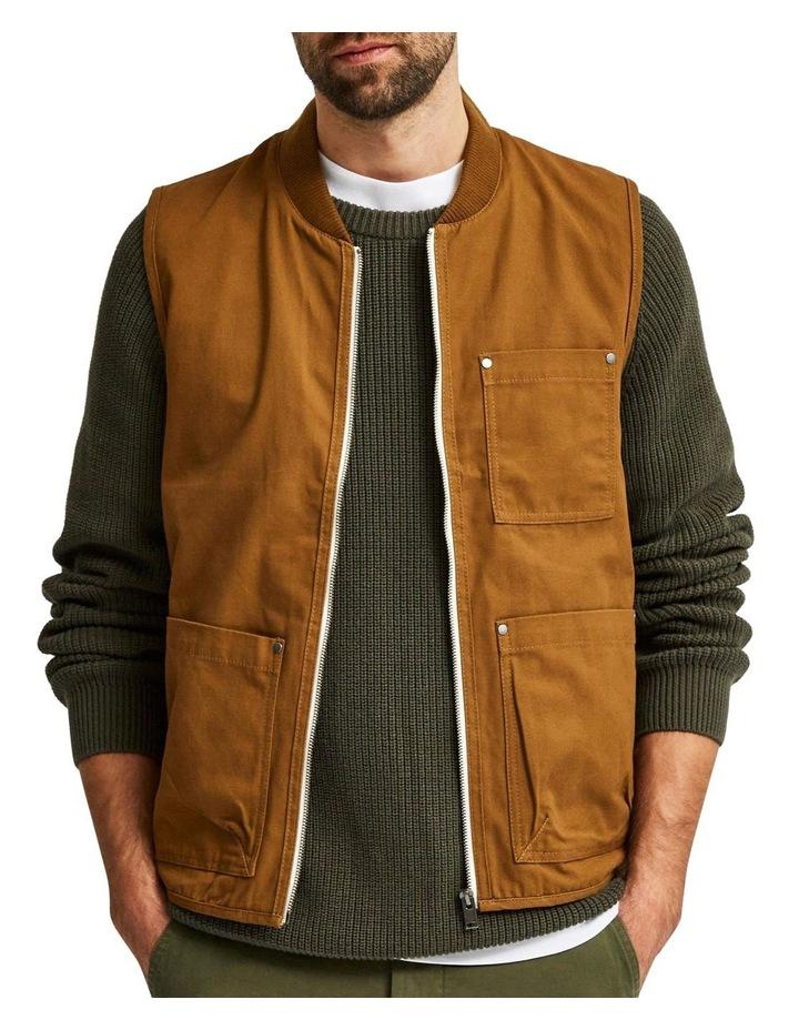 Baker Cotton Vest image 1