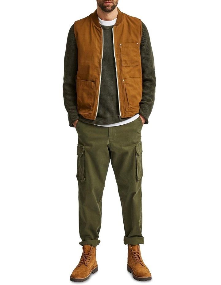 Baker Cotton Vest image 4
