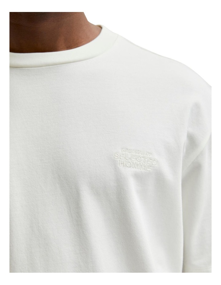Relax Rehan Co-Ord Short Sleeve Sweat image 5
