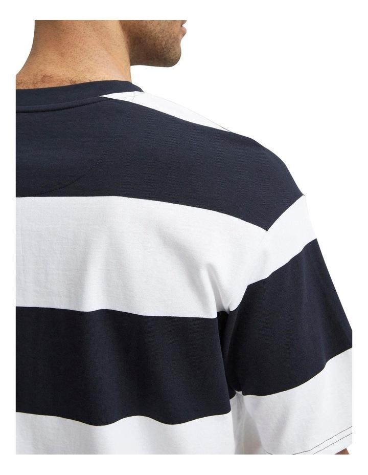 Loose Bold Short Sleeve Tee image 4