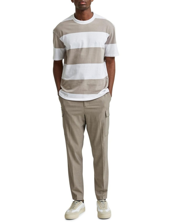 Loose Bold Short Sleeve Tee image 3