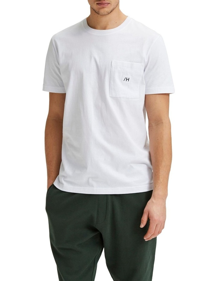 Enzo Pocket Short Sleeve Tee image 1