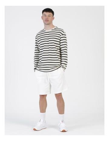 BONE WHITE BLACK colour