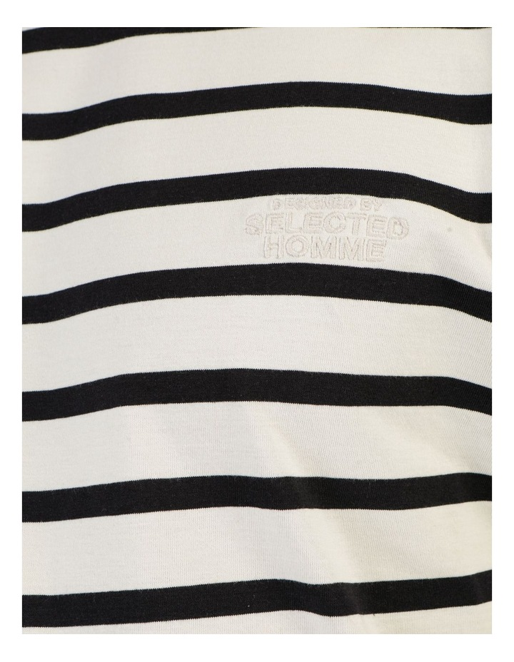 Nick 180 O-Neck Long Sleeve Stripe Tee image 7