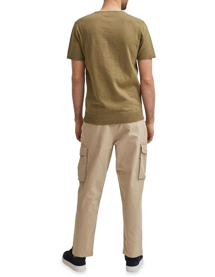 Stan Slub Short Sleeve Knit Tee image 2