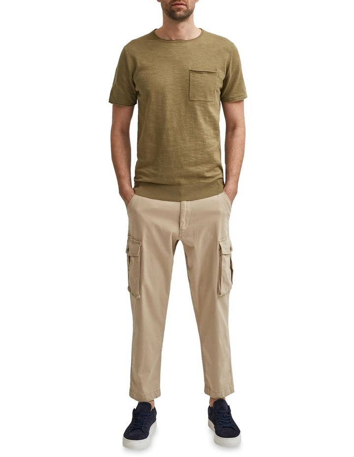 Stan Slub Short Sleeve Knit Tee image 3