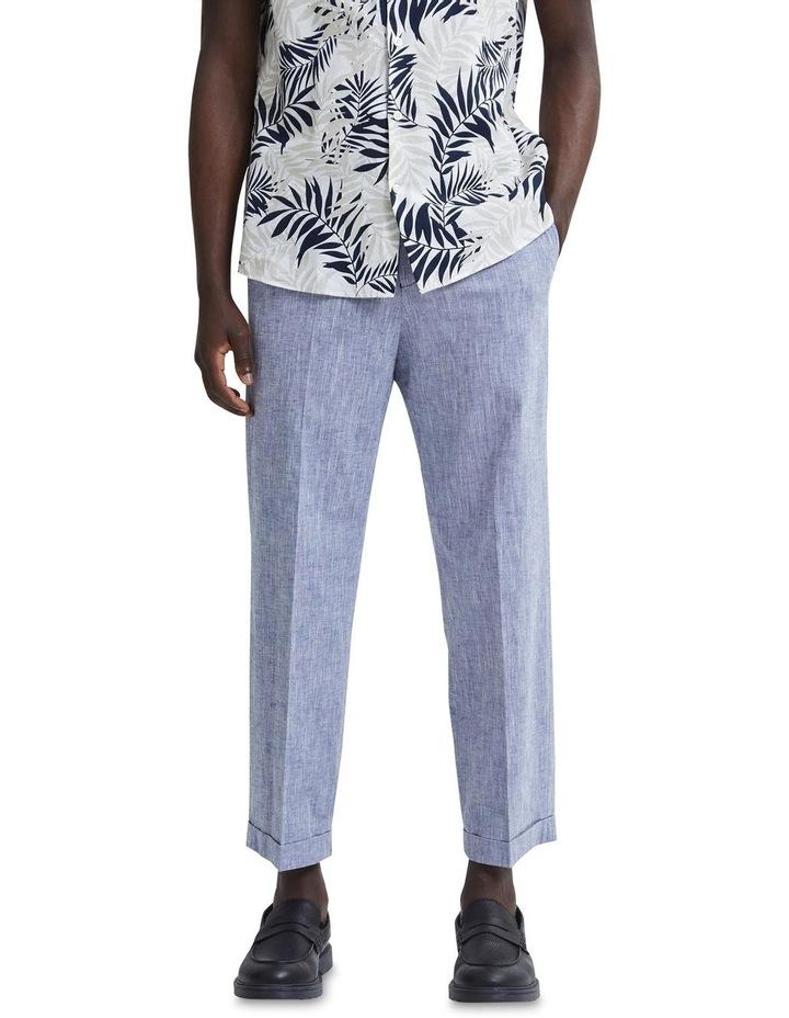Martin Linen Trouser image 1