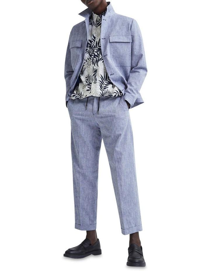 Martin Linen Trouser image 4