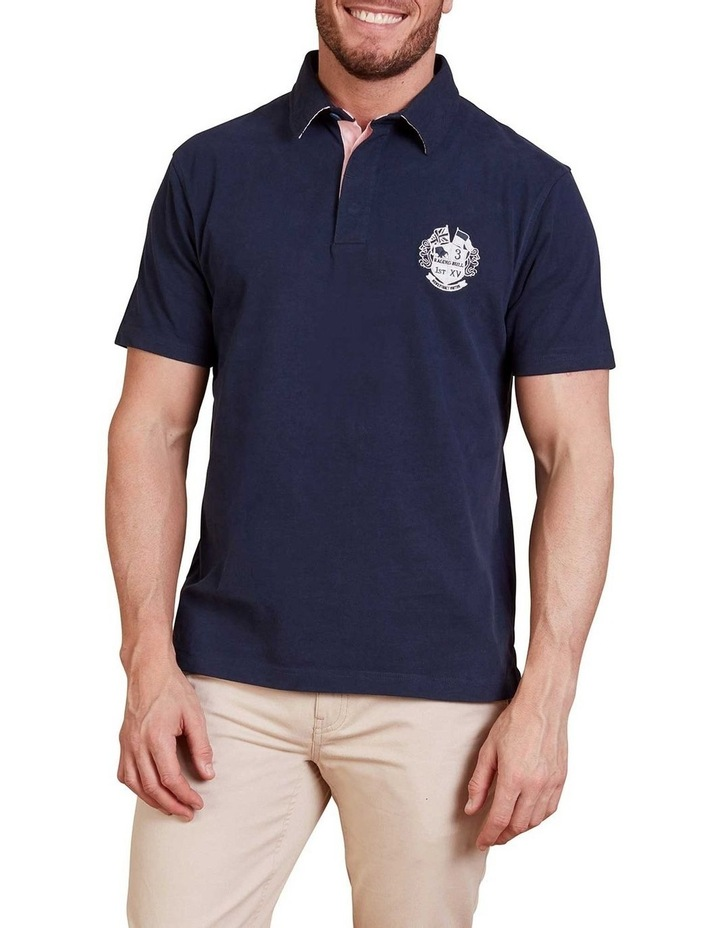 Signature Rugby Polo image 1