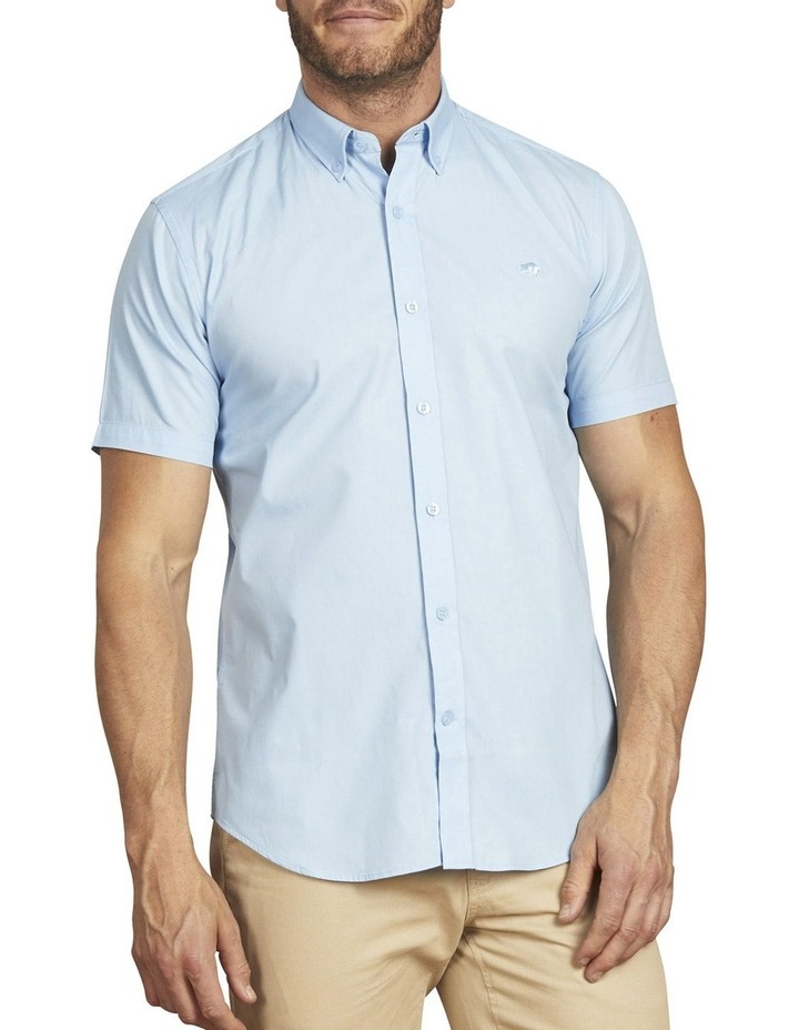 Poplin Short Sleeve Shirt image 1