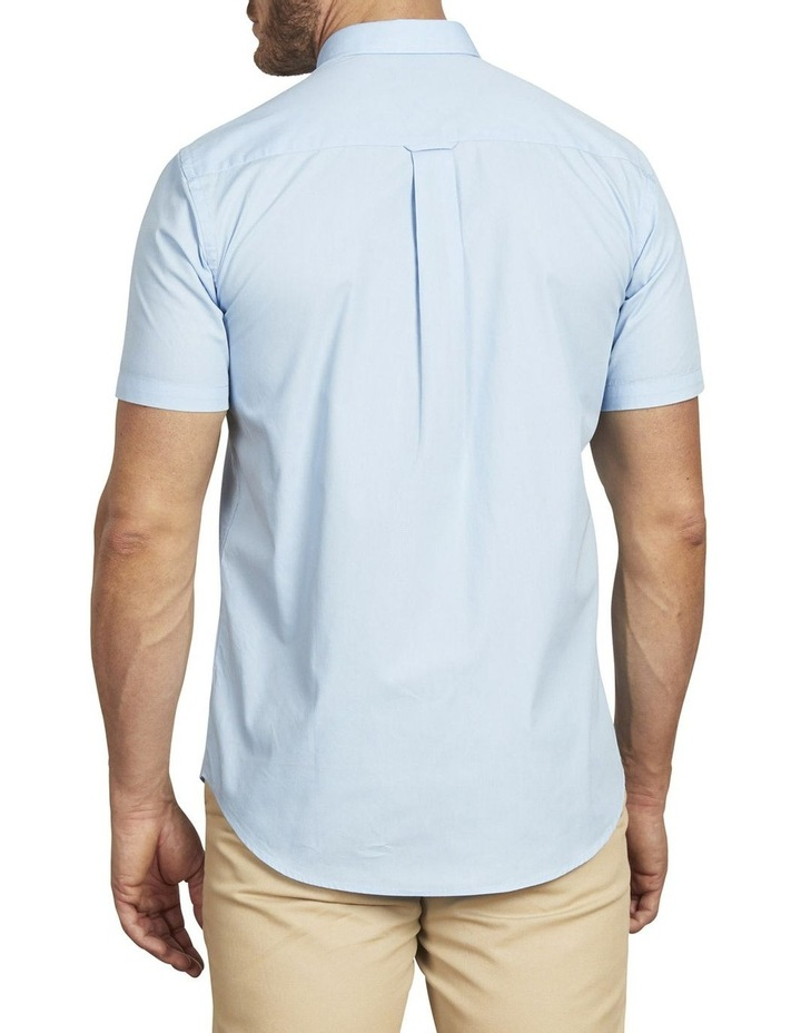Poplin Short Sleeve Shirt image 3