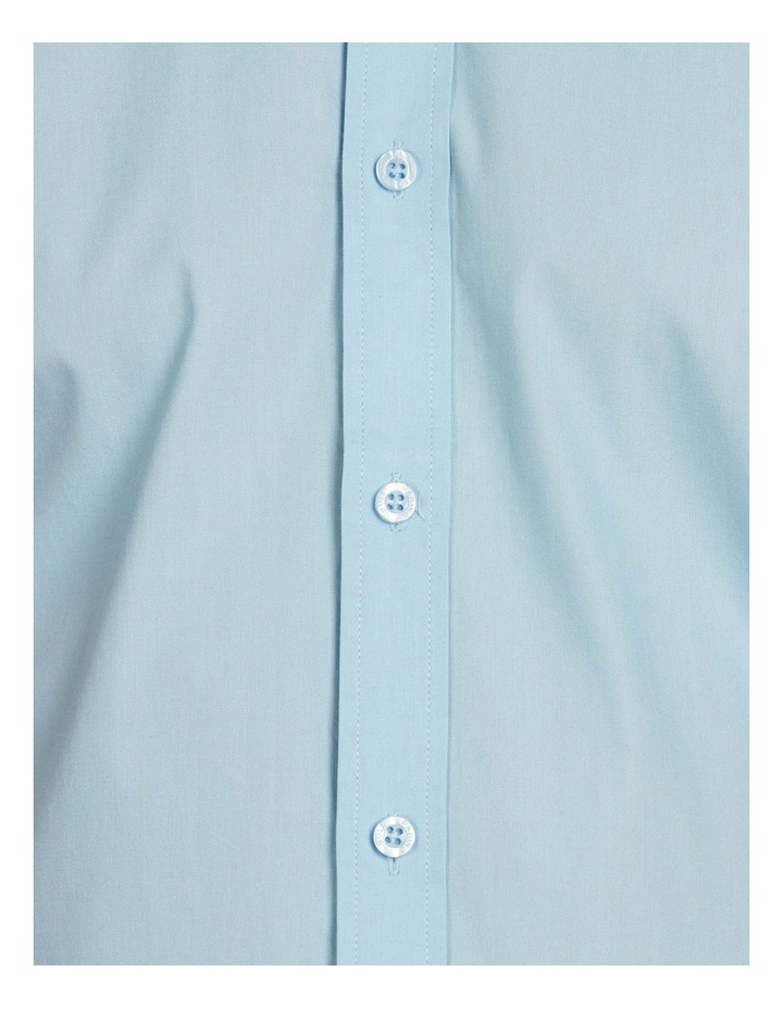 Poplin Short Sleeve Shirt image 6