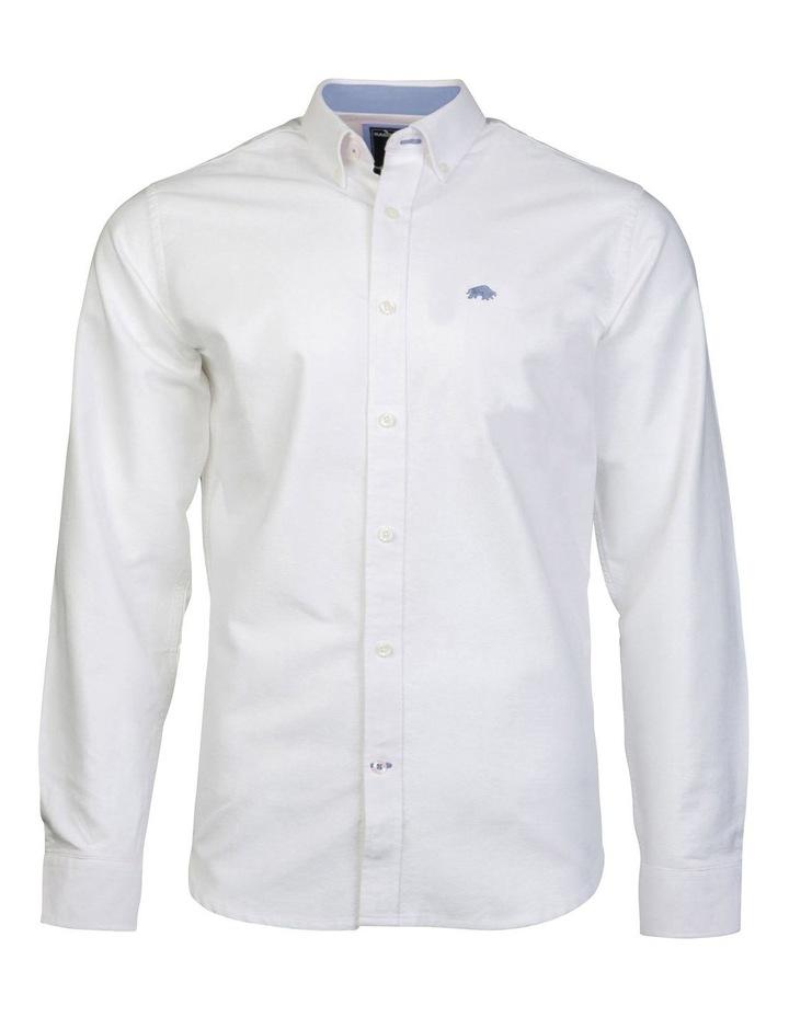 Signature Oxford Long Sleeve Shirt image 4
