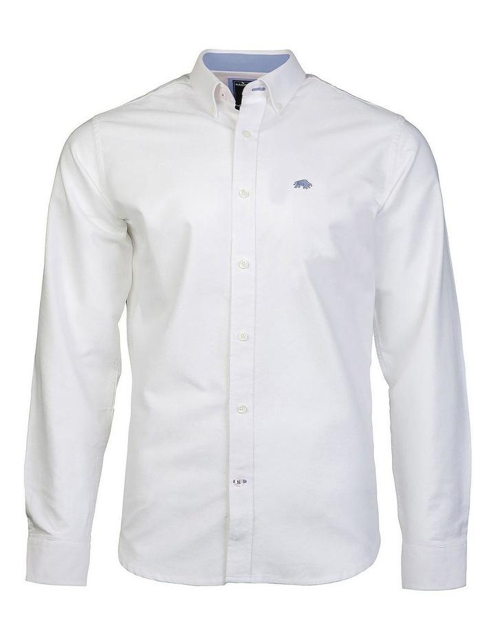Signature Oxford Long Sleeve Shirt image 5