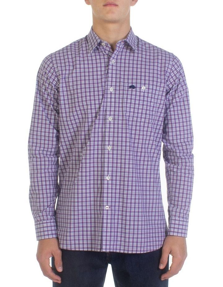 Long Sleeve Multi Gingham Check Shirt image 1