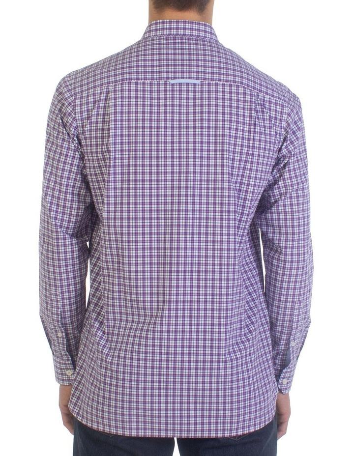 Long Sleeve Multi Gingham Check Shirt image 2